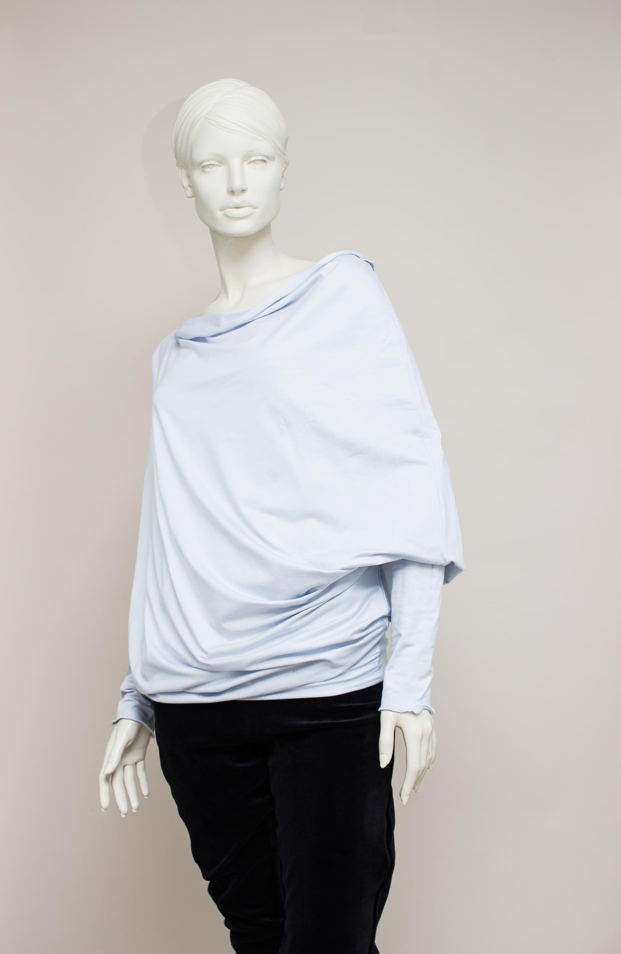 Meda Oversized Pullover-Kleid Fundus