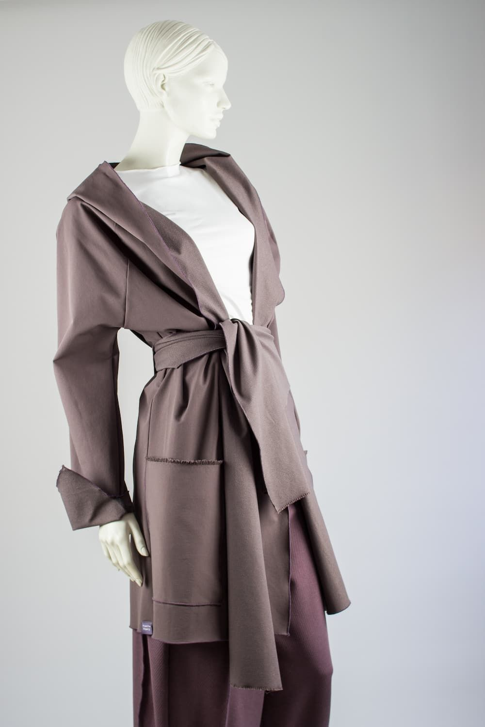 Ahanu Softshell Trenchcoat